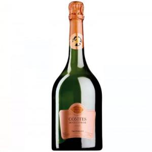 Taittinger Comtes de Champagne Rose 2007 (6x75cl)