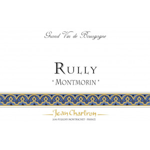 Jean Chartron Rully Montmorin 2018 (6x75cl)