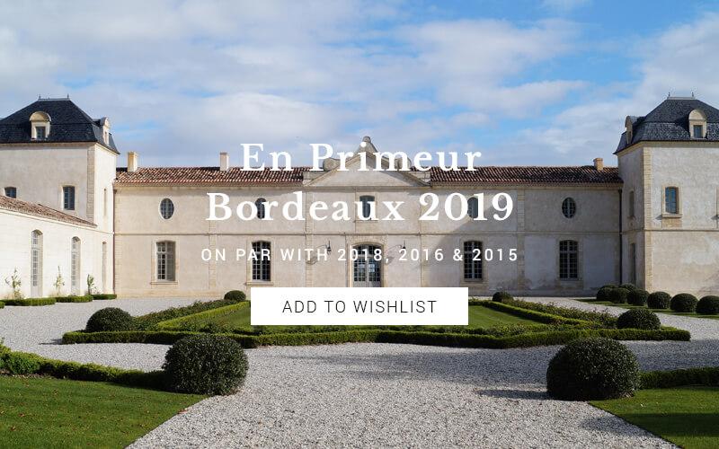 Bordeaux 2019