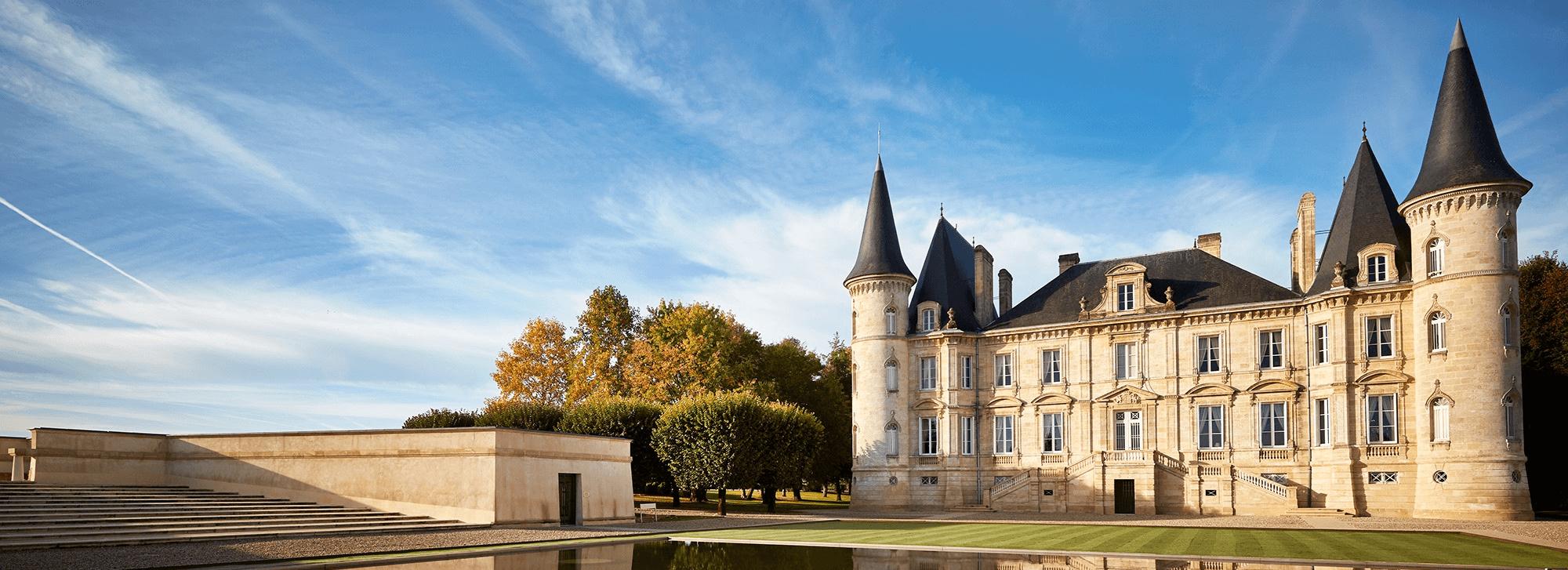 Chateau Pichon Lalande - Bordeaux 2020 En Primeur