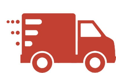 sell wine transfer truck icon