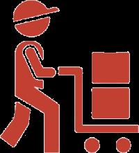 bid for wine - cru world wine processing order icon